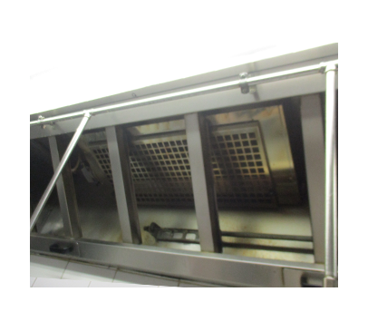 Kitchen Exhaust & extraction System Duct Cleaning